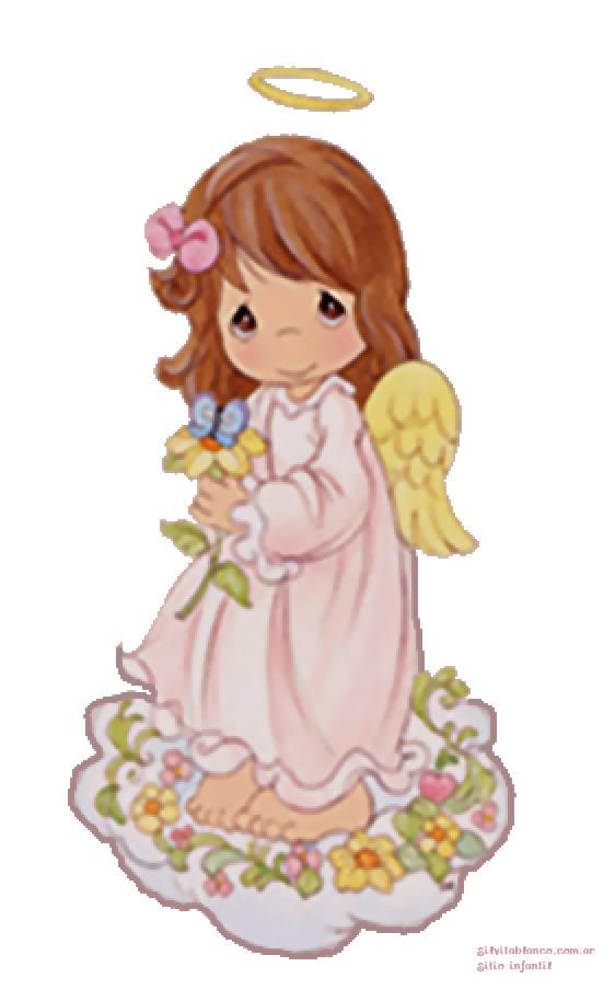Precious moments material para hacer tarjetas angelitos