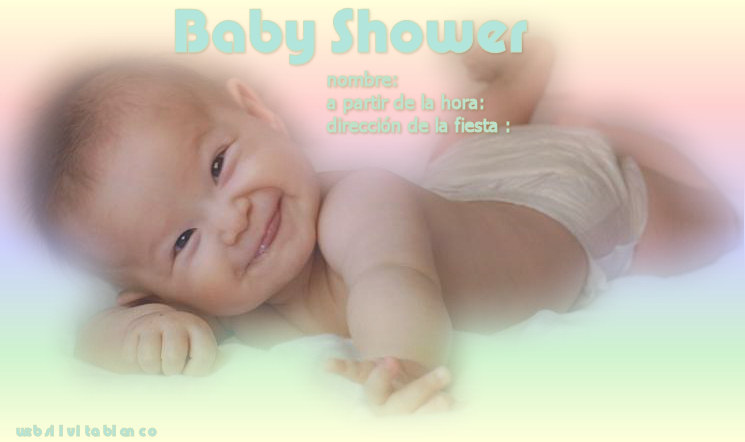 Mensajes cristianos para baby shower - Imagui