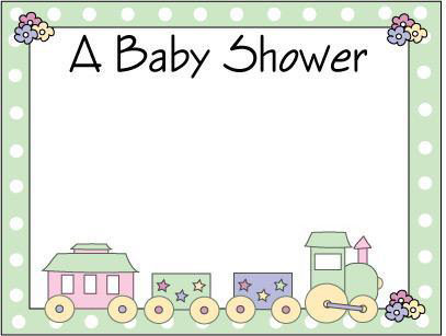 baby shower invitaciones