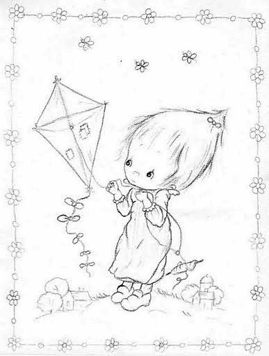 Betsey Clark Coloring Book