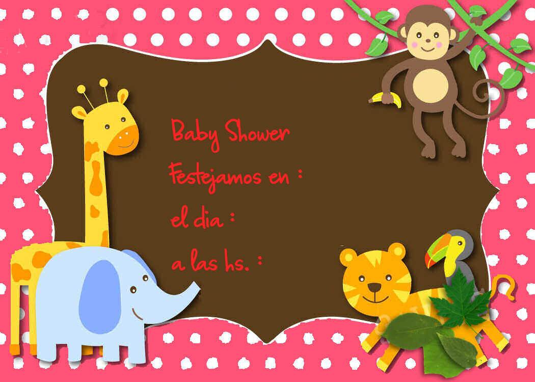 Invitaciones Baby Shower Nena Varón Ideas Para Manualidades