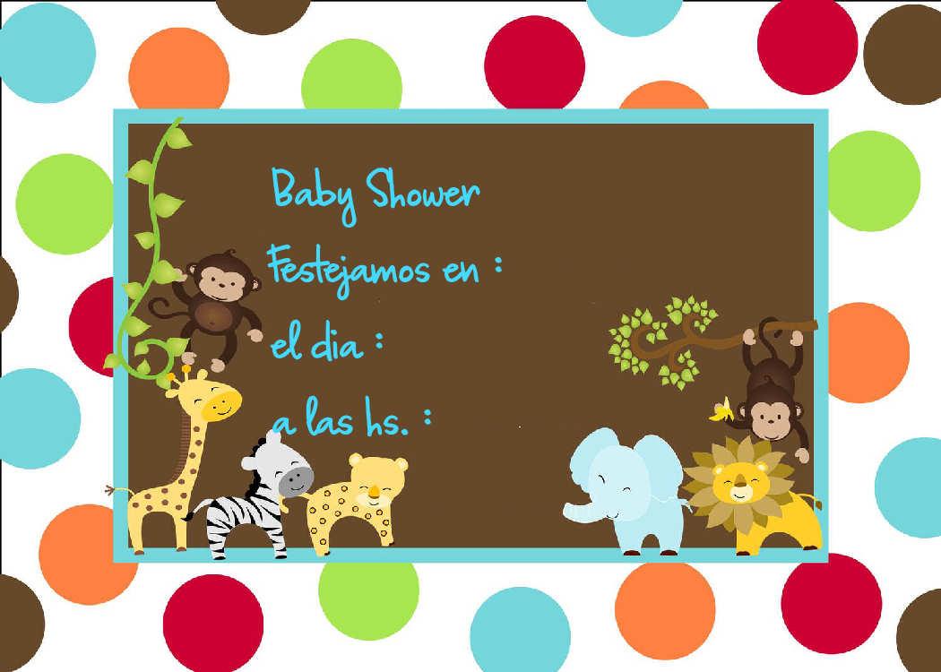 Invitaciones Baby Shower Nena Var 243 N Ideas Para
