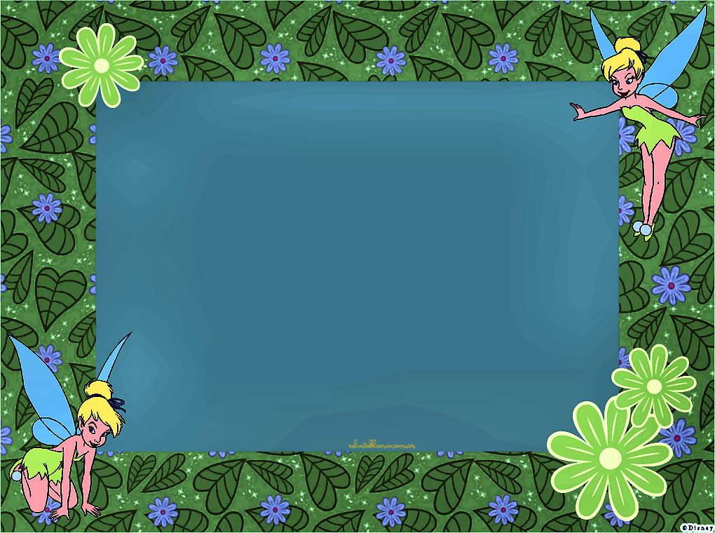 Tinkerbell Pleanos Campanita Sweet Papers Disney Imagenes Para