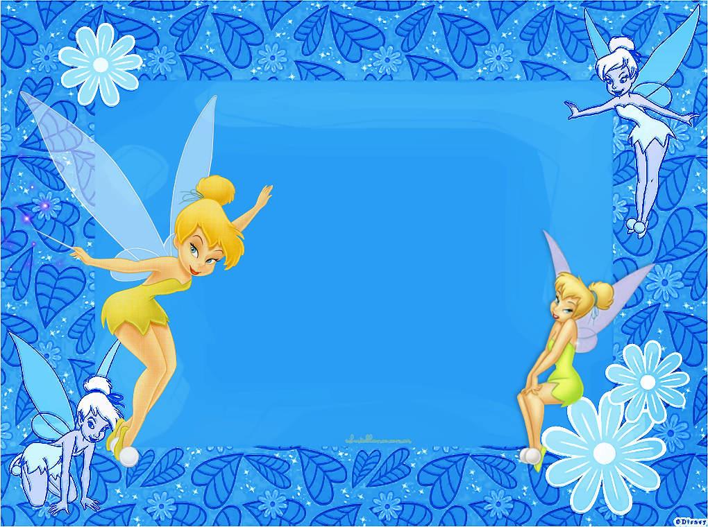 Tinkerbell - Campanita Cumpleaños | Papeles Infantiles | Sweet ...