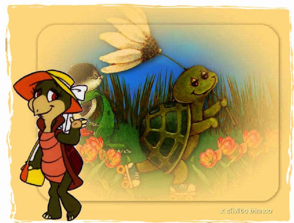 canciones para ni�os Manuelita, la tortuga