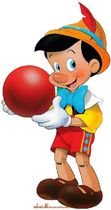 canciones para ni�os Pinocho