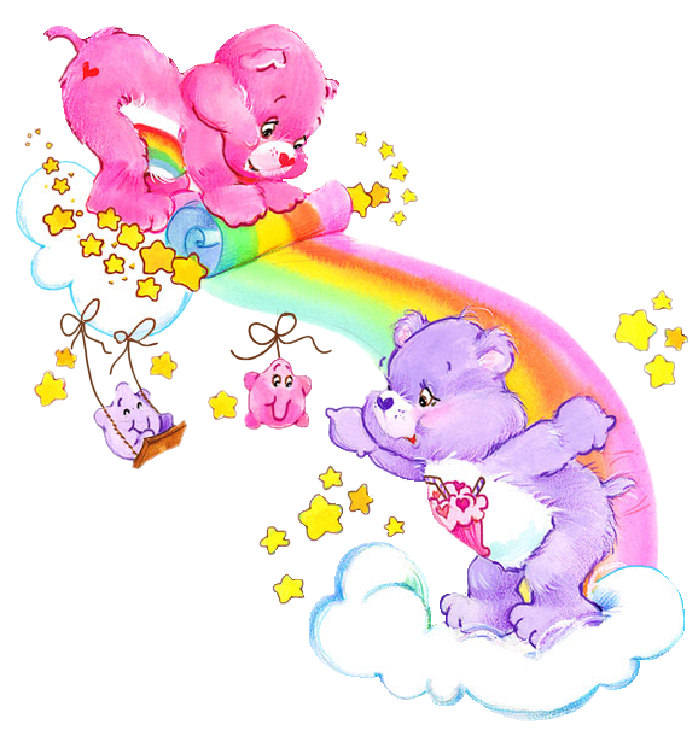 Care Bears Osito Cari  Oso