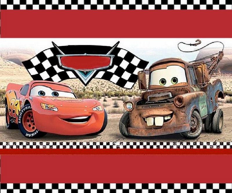 Cars Disney Tarjetas De Invitación Cards Tamaño Xl