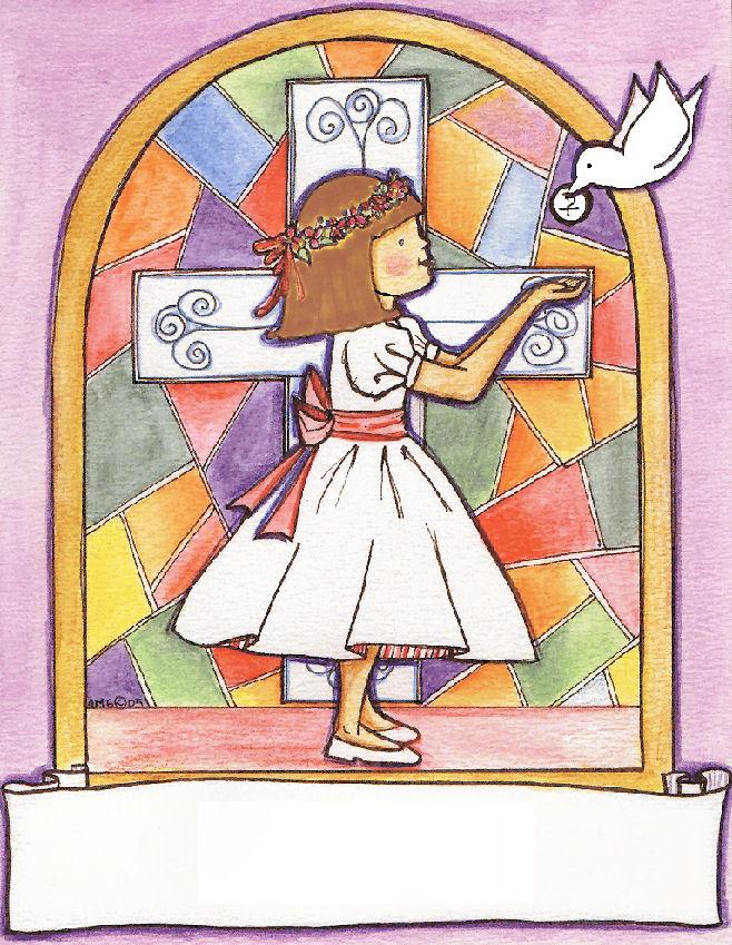 tarjetas de primera comunion