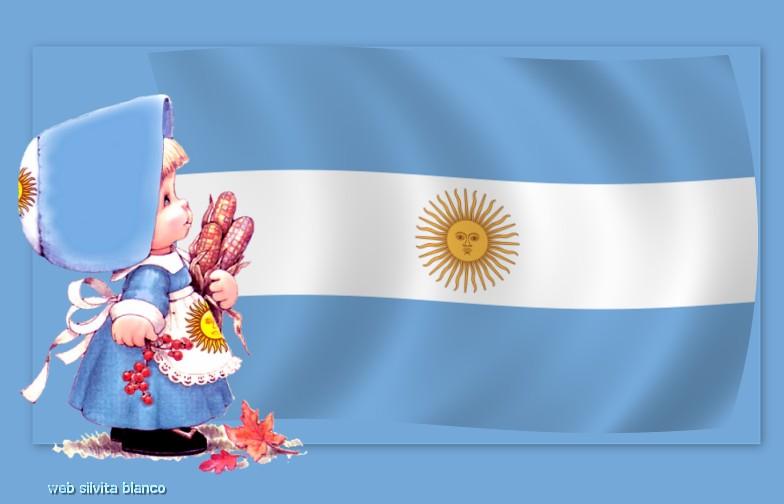 Constituci n nacional argentina preambulo for Banderas decorativas para jardin