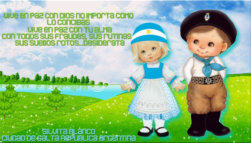 niños argentinos