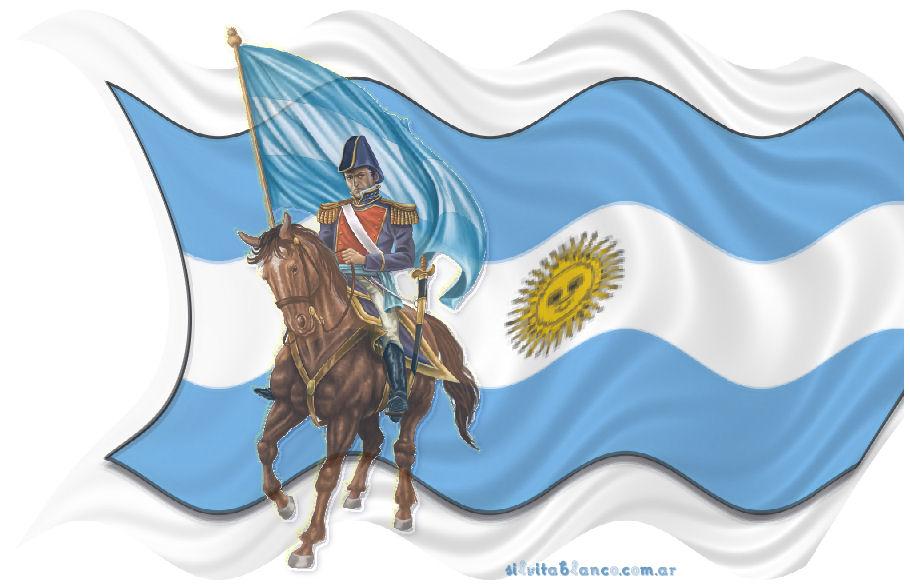 Manuel Belgrano y la Bandera