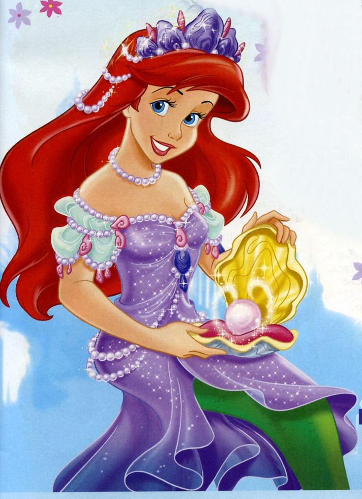 12 princesas disney: