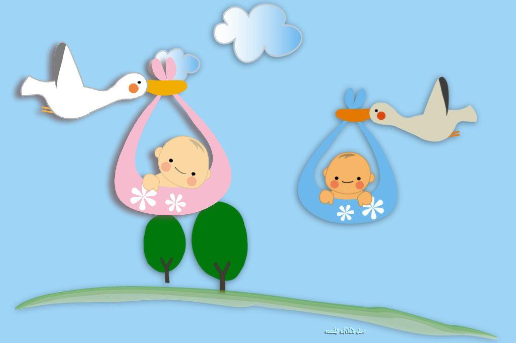 Imagenes De Embarazo Tiernas Animadas