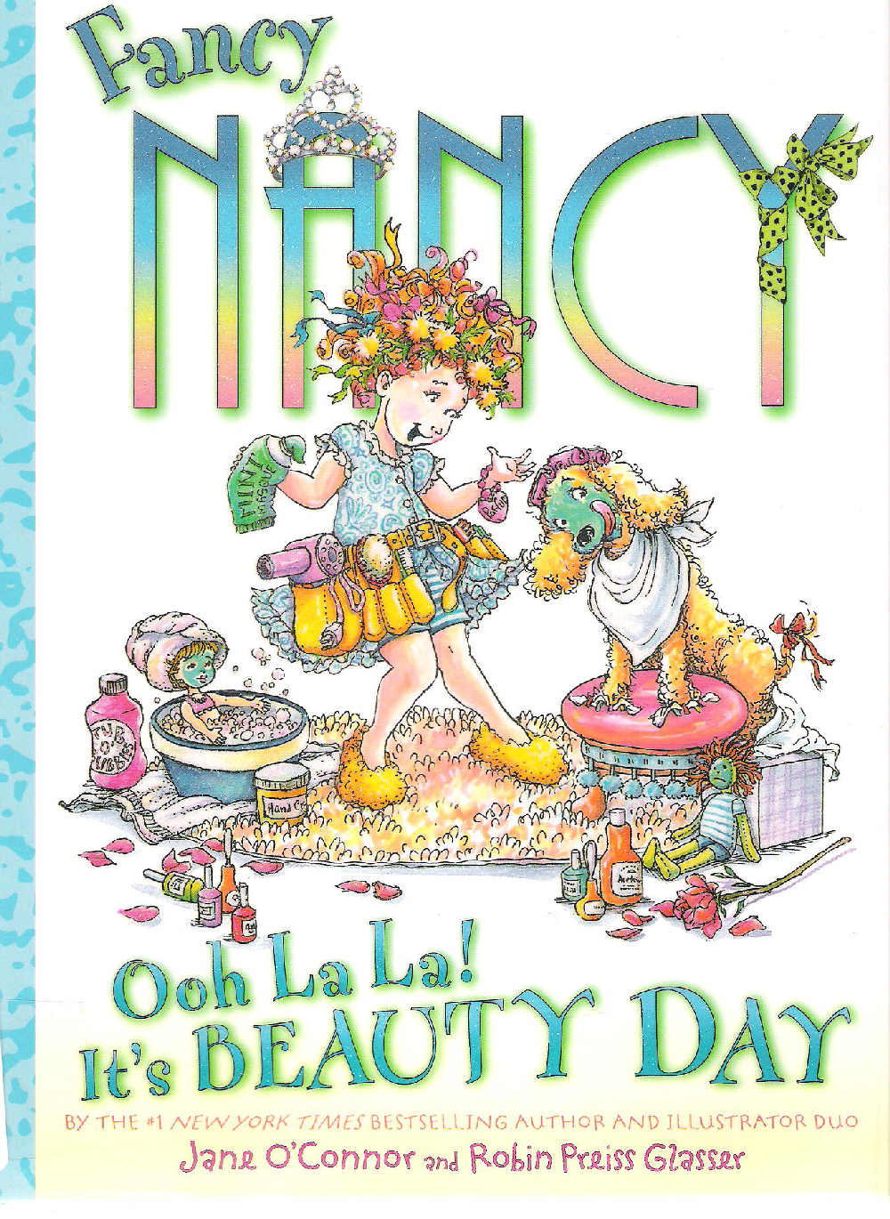 Fancy Nancy: Nancy Clancy's Ultimate Chapter Book Quartet: Books 1 Through 4 by