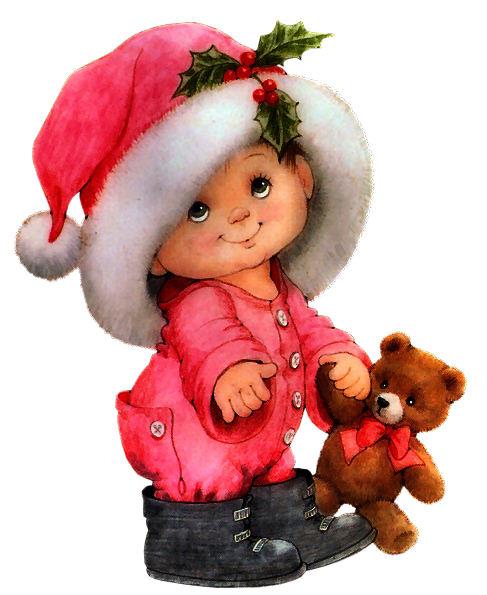 Navidad ruth morehead for Dibujos christmas navidad