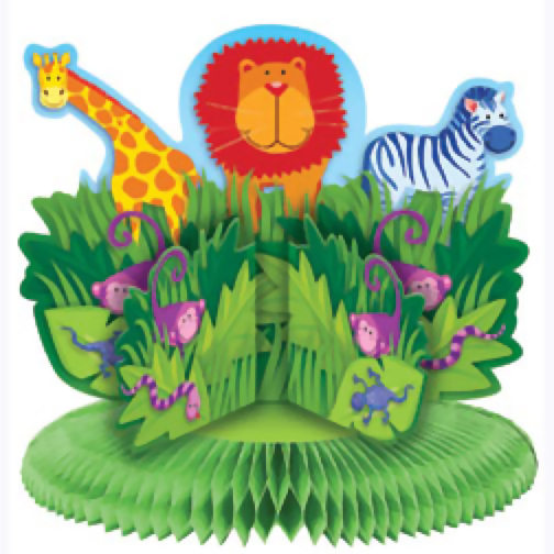 Party jungla cumplea os selva ideas manualidades - Vasos para cumpleanos infantiles ...