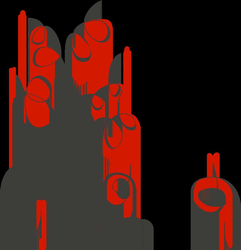 Flores Ilustraciones en PNG para Artesana y Diseos Primavera