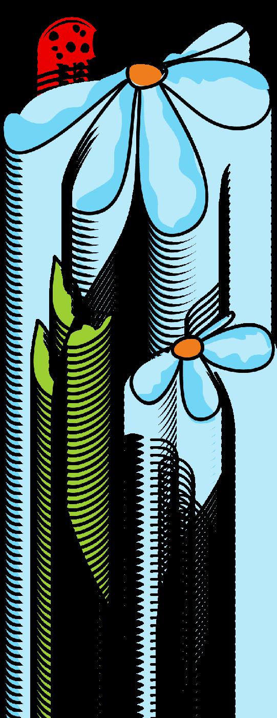 Flores De Primavera Animadas