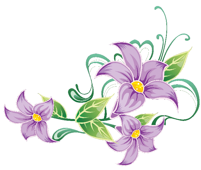 Flores Animadas En Png