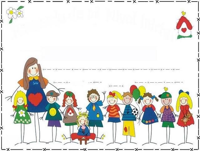 Diplomas escuela jard n for Actividades para jardin de infantes para imprimir