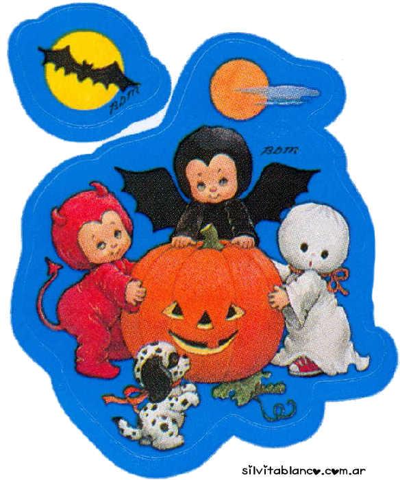 halloween niños disfrazados
