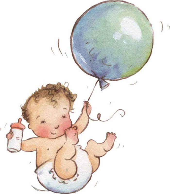 Bautismo - Dibujos infantiles de bebes ...