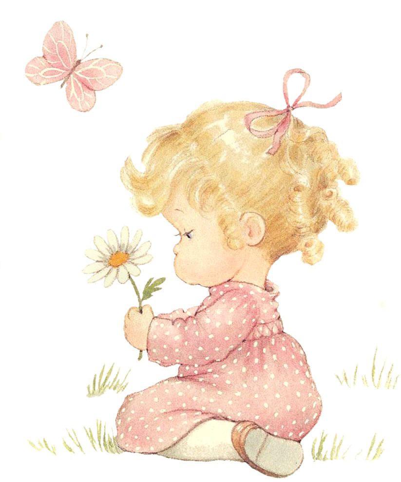 Ilustraciones Bebés y Niños | Cute Imágenes | para bajar |