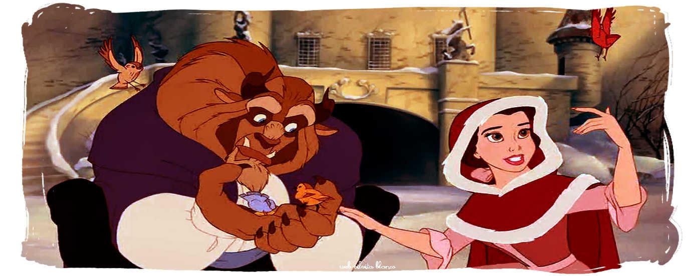 Bella Y Bestia   M  Sica De Navidad   Natal Para Siempre   Disney