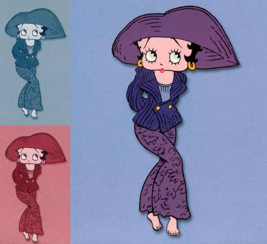 Betty Boop Animadas