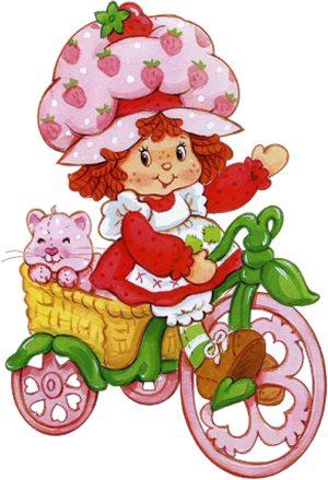Calendario Frutillitas Strawberry Shortcake Cute Ilustraciones Tama  O