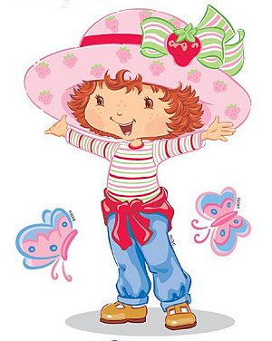 new --- Calendario Frutillitas Strawberry Shortcake cute ilustraciones ...