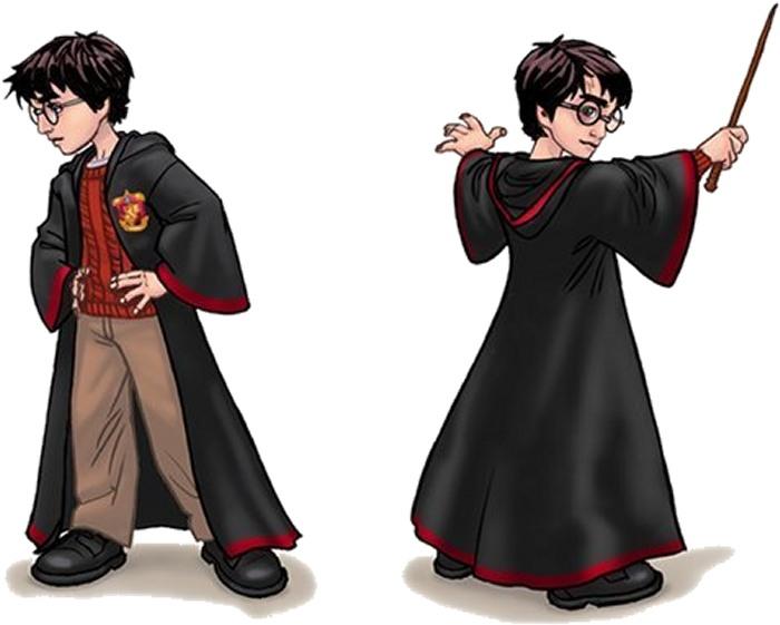 Harry Potter IMÁGENES