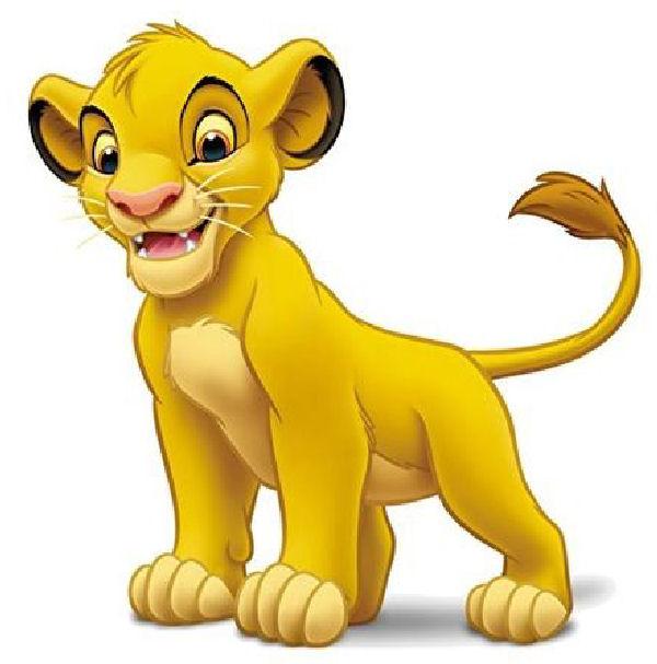 Imagenes de leones de caricatura - Imagui