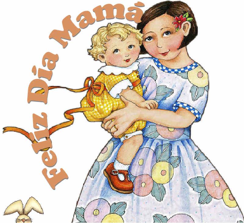 Día de la Madre Postales
