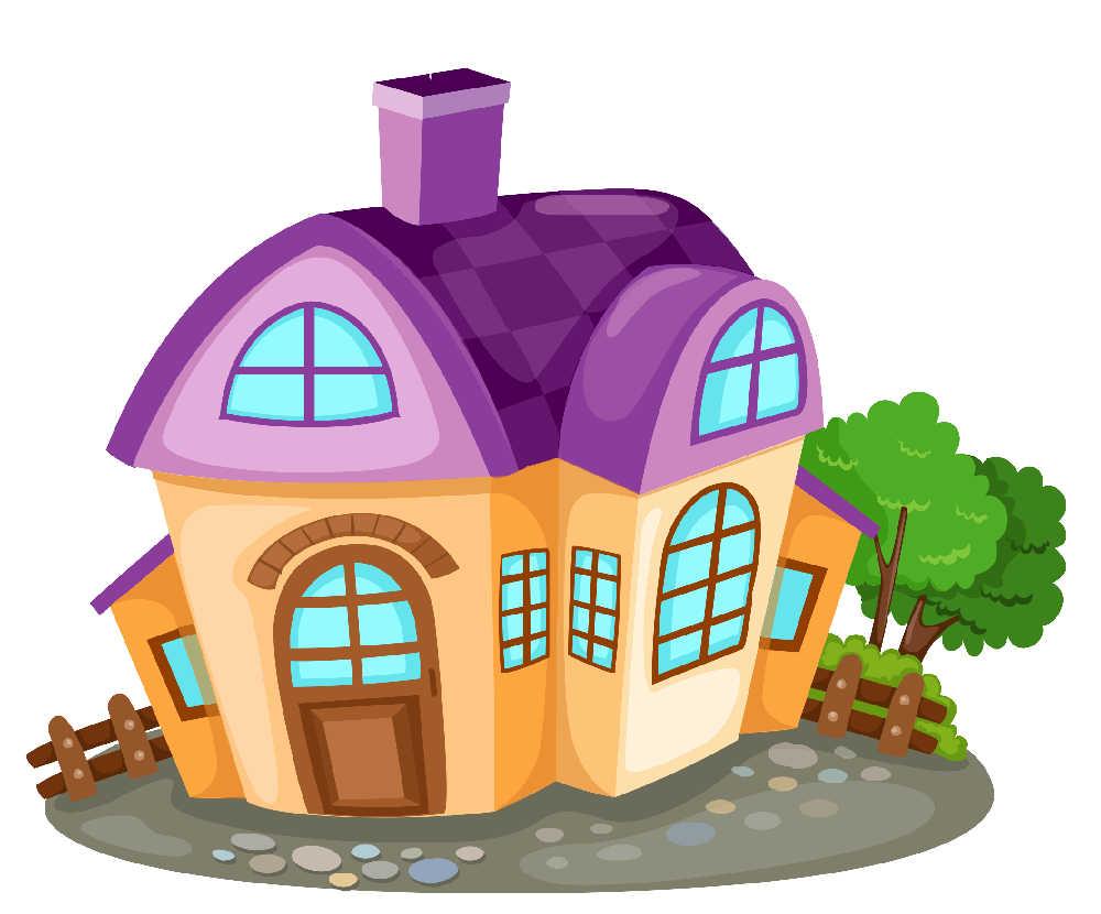 Mi casa ilustraciones partes de mi casa depencias hogar familia im genes par - Cosas para mi casa ...