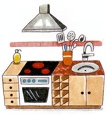 Cocina - La casa de las cocinas sevilla ...