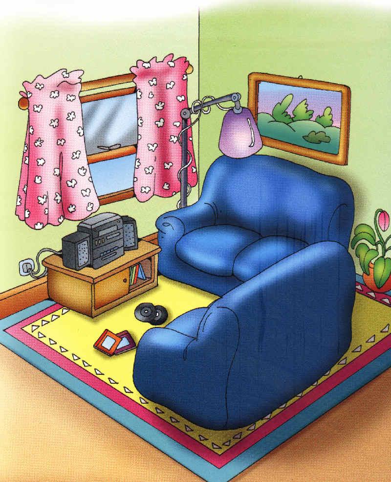 Cosas Que Hay En Una Sala De Estar ~ Sala, Dependencias de mi casa