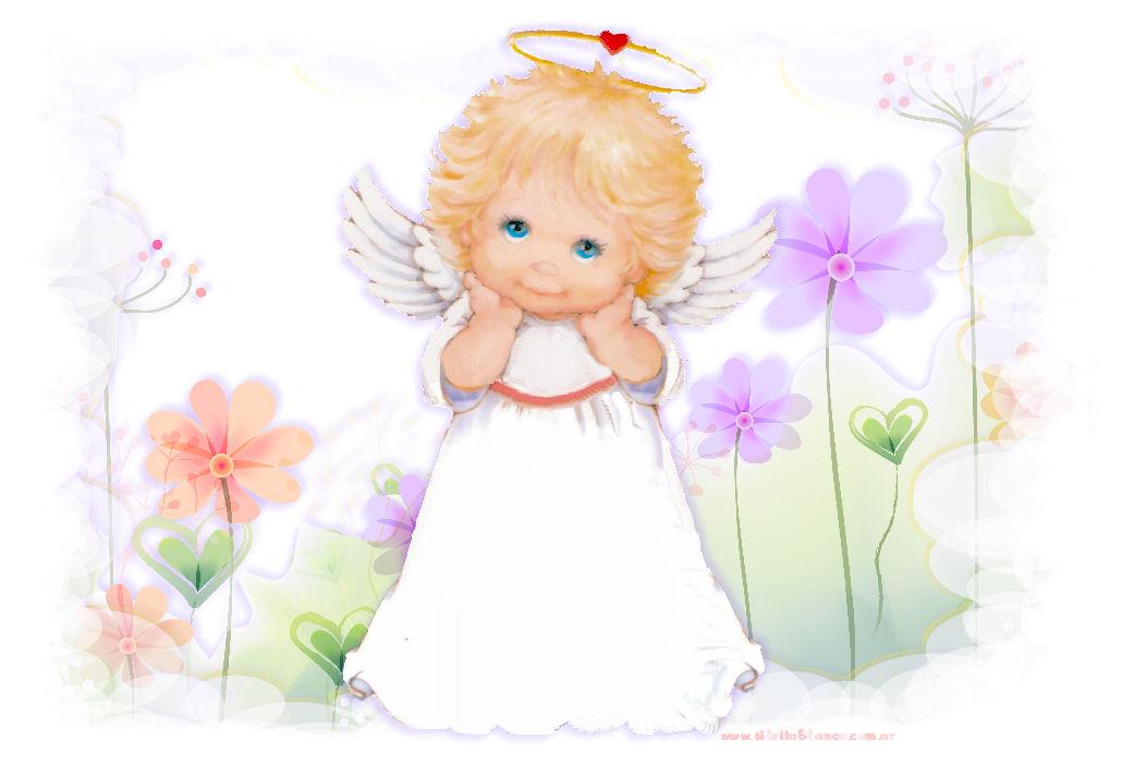 Angelitos Y ángeles De Ruth Morehead Para Imprimir