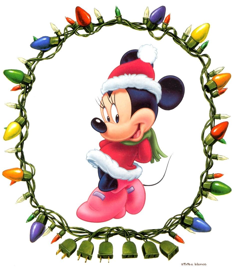 Pin minnie mouse navidad para colorear dibujos on pinterest - Minnie mouse noel ...