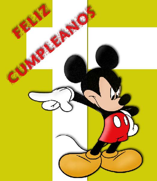 Feliz cumpleanos mickey mouse minnie mouse pictures to pin - Cumpleanos minnie mouse ...