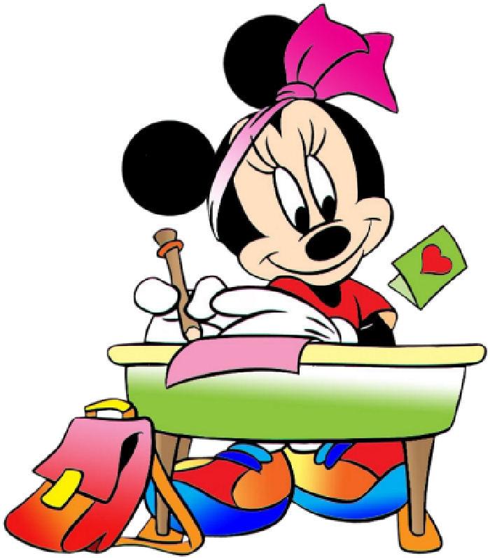 MINNIE MOUSE Disney Para Realizar Tarjetas FELIZ CUMPLEA  OS