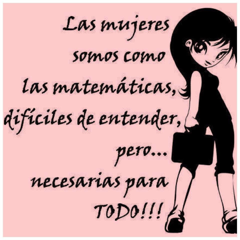 Frases Carteles Mujeres