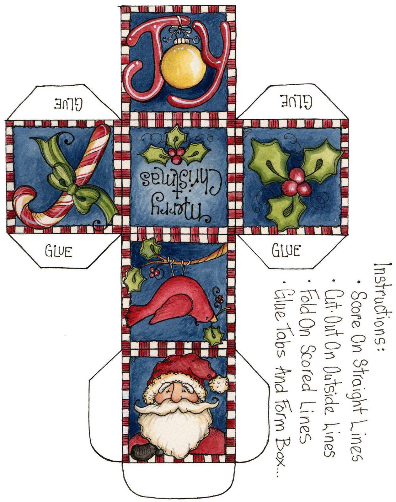 Navidad - Figuras de navidad para imprimir ...