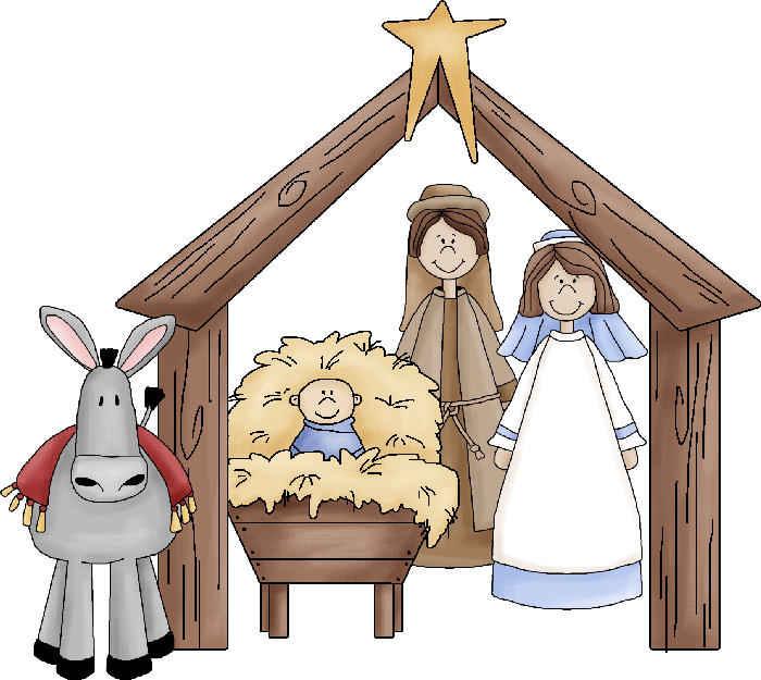 clipart nacimiento jesus - photo #12