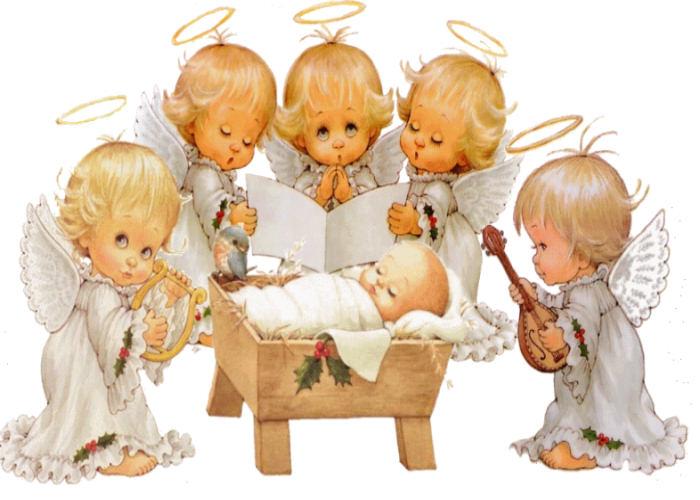 Pesebres bel n nacimiento de jes s cute im genes para bajar tama o grande - Angel baby pictures wallpapers ...
