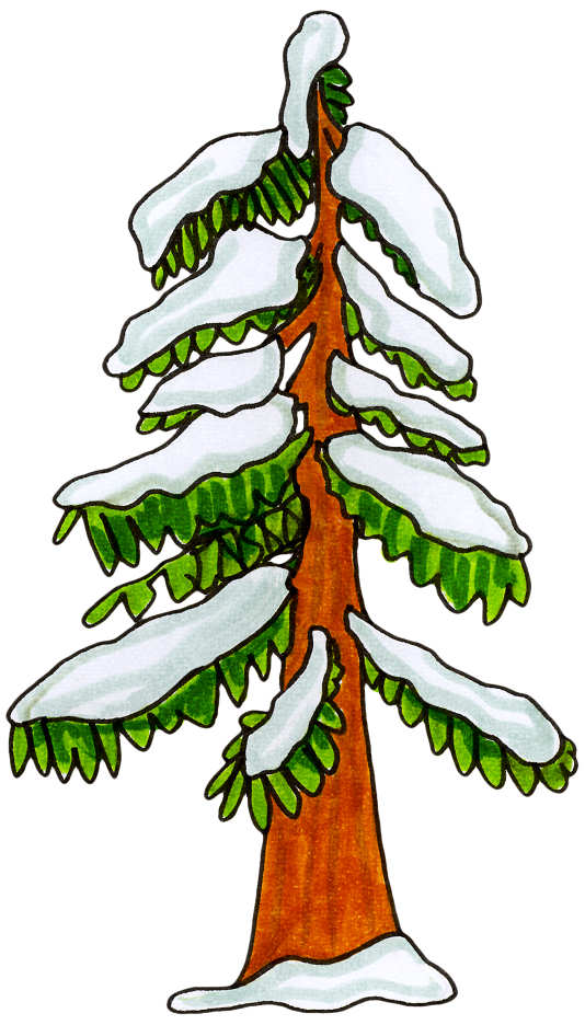 Árboles de Navidad, material uso escolar, ideas, diseños, postales