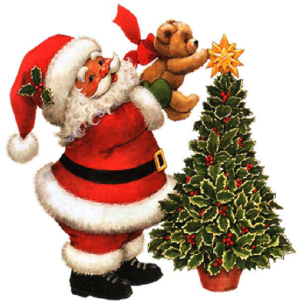 Rboles de navidad - Arboles adornados de navidad ...