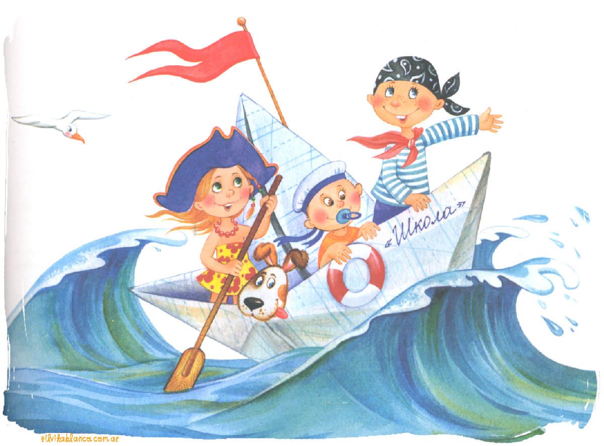 Piratas para Invitaciones, Tarjetas
