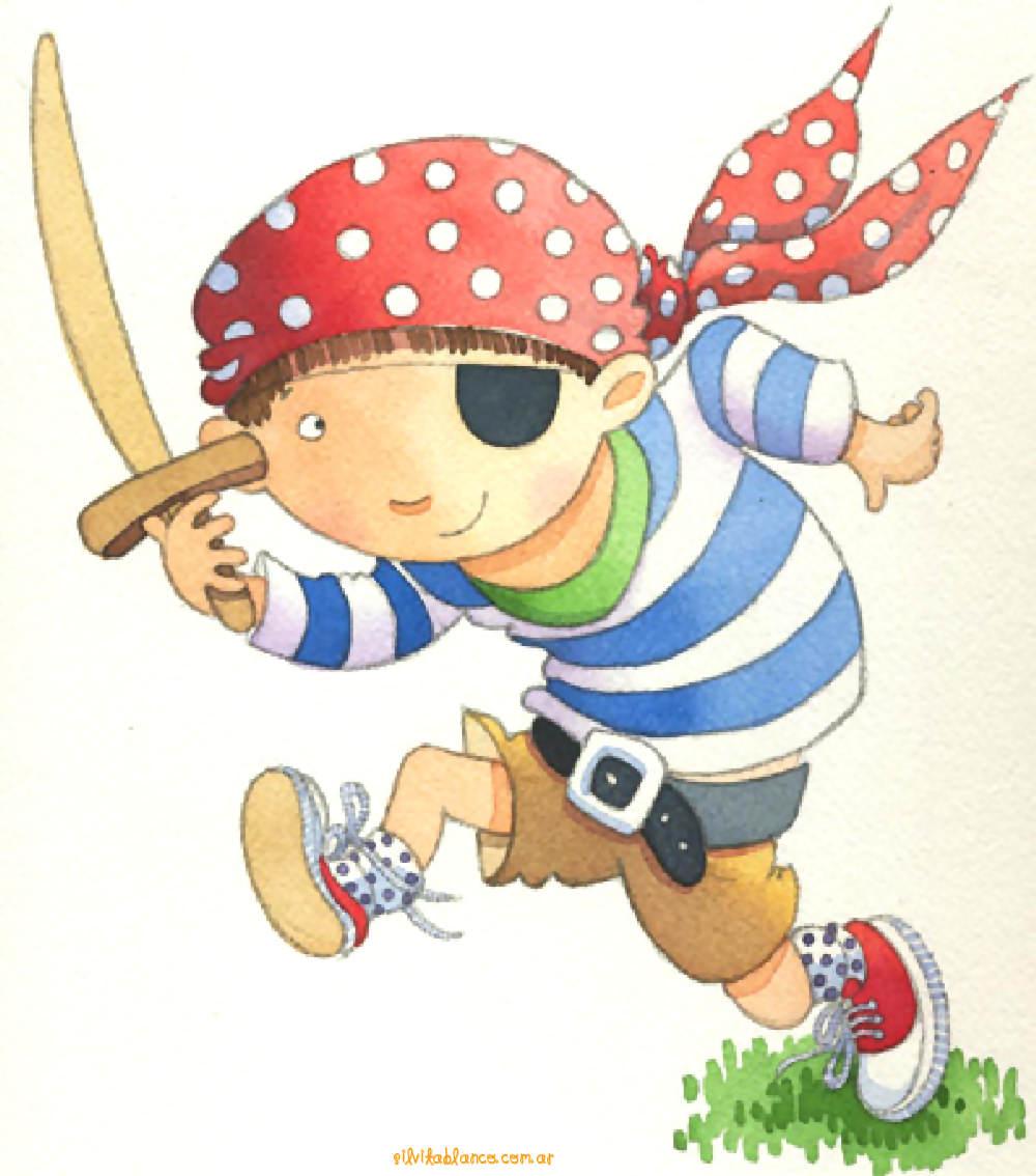 Maestra de infantil piratas dibujos para colorear - Imagenes de piratas infantiles ...